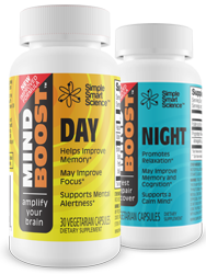 Mind Boost Day and Night