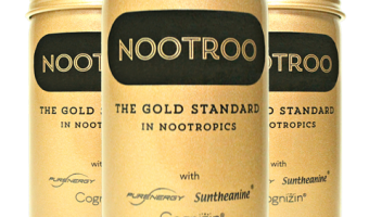 Nootroo Review – The Gold (& Silver) Standard in Nootropics