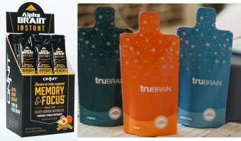 truBrain vs. Alpha BRAIN Instant