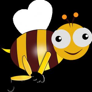 Bees is smart!