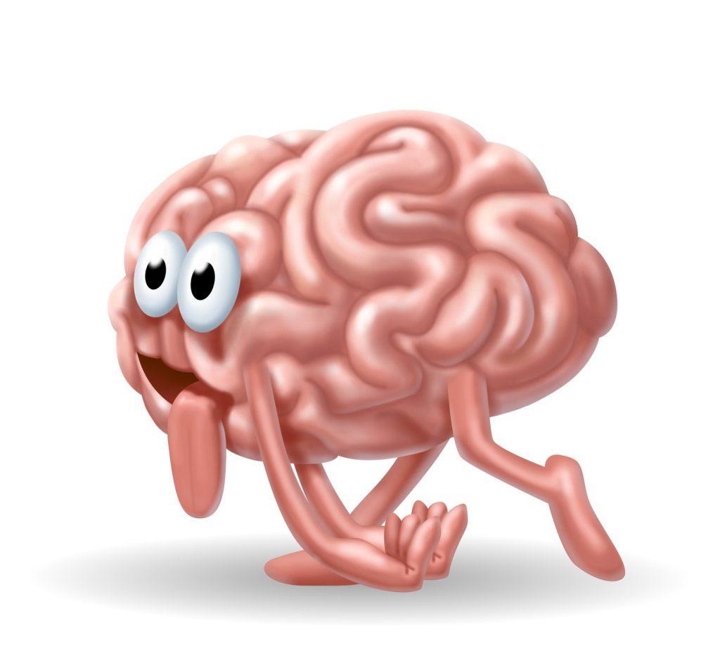 Самой маленькой, прикольные картинки о мозге