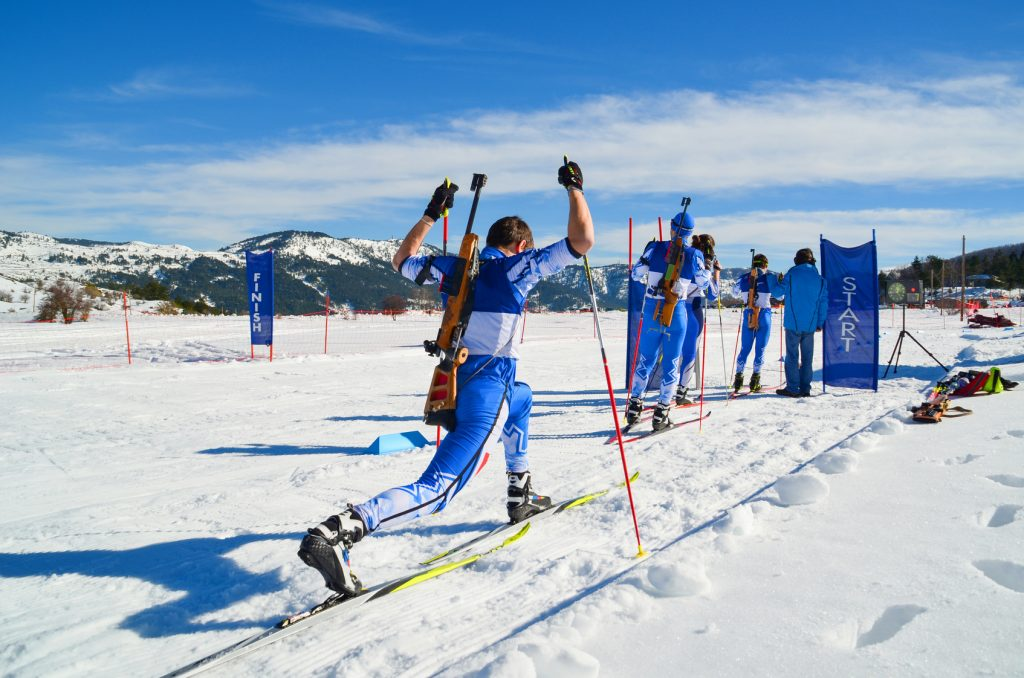 Rhodiola's mind-body benefits have been studied in Biathletes, who need its support for strength & endurance while skiing and focus & calm while sharpshooting.