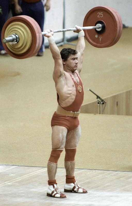 Beyond Biathletes, Rhodiola was supposedly used by Soviet-era Olympic weight-lifters, like Viktor Mazin here during the XXII Olympic Games in 1980. RIA Novosti archive, image #103479 / Dmitryi Donskoy / CC-BY-SA 3.0 [CC BY-SA 3.0], via Wikimedia Commons