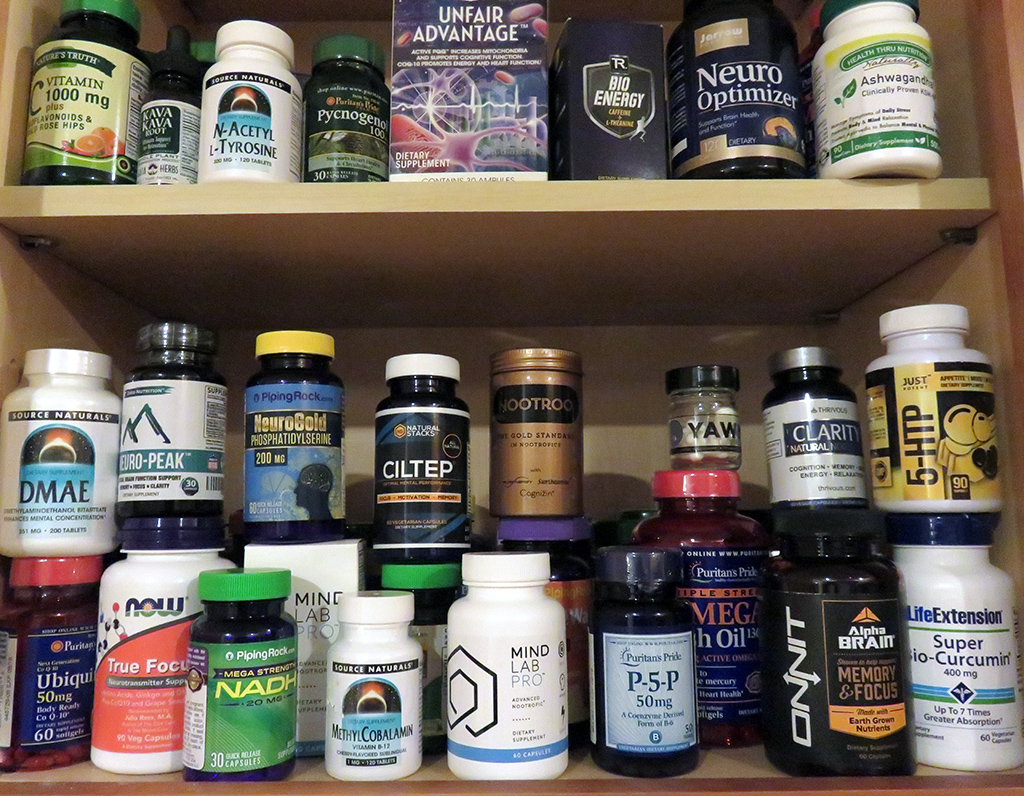 Nootropic Geek – I know a LOT about nootropics