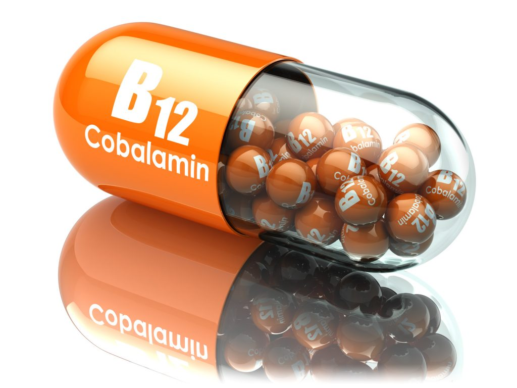 vitamin b12 review