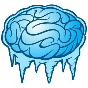 I wouldn't recommend ice as a nootropic.