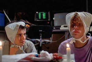 Weird Science (1985), putting geeks on the map.