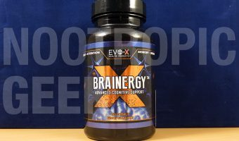 EVO-X Brainergy Review – Healthy Anti-Stress Energy Drink Replacement