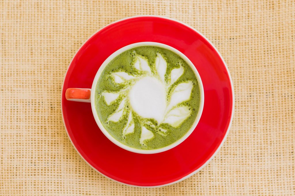 Green tea: The OG energy drink replacement