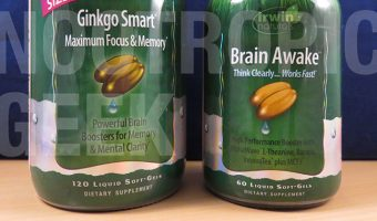 Ginkgo Smart vs. Brain Awake
