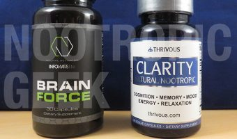 Brain Force vs. Thrivous Clarity