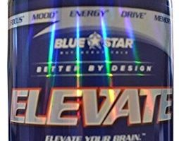"Blue Star Nutraceuticals Elevate Review – ""Keep-Going"" Energy Support with a Side of Fat Burns"
