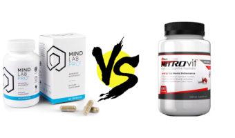 Mind Lab Pro vs. NITROvit