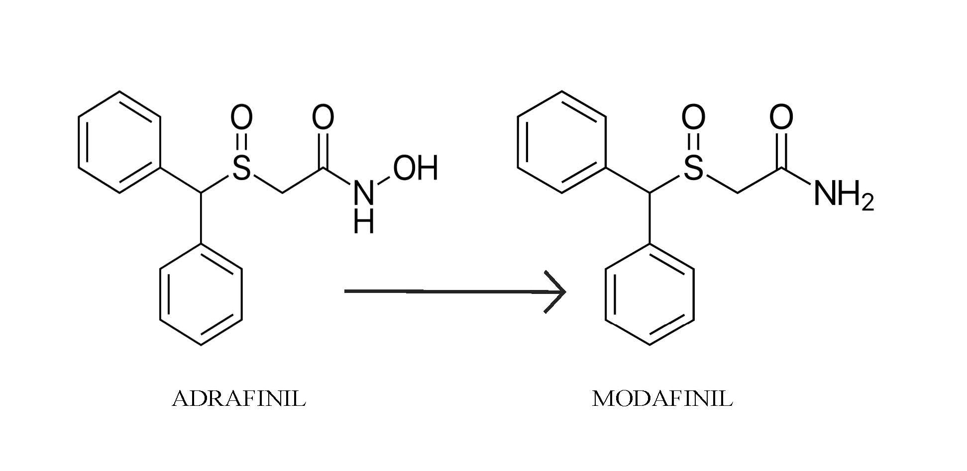 Adrafinil Review The Legal Synthetic Stimulant W Fewer Side