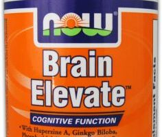 NOW Brain Elevate Review – Anti-Aging Antioxidants & Herbal Extracts