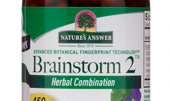 Nature's Answer Brainstorm 2 Review – Affordable Herbal Combination & Capsules