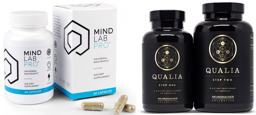 Mind Lab Pro vs. Qualia