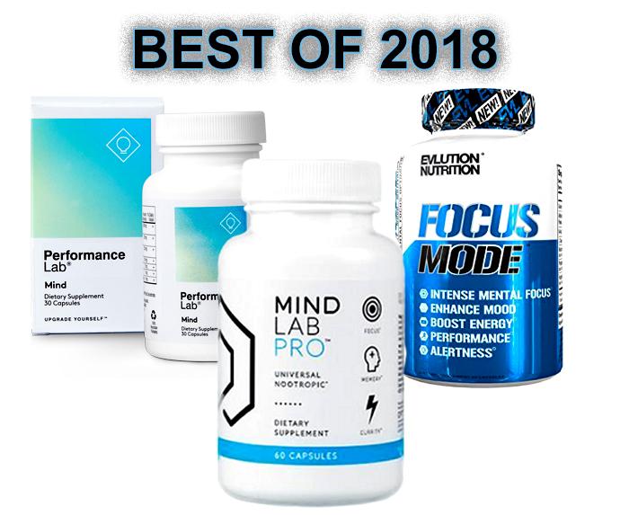 Best Nootropic Supplements of 2018
