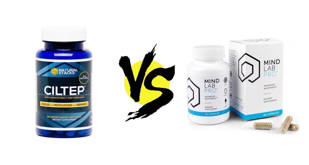 CILTEP vs. Mind Lab Pro