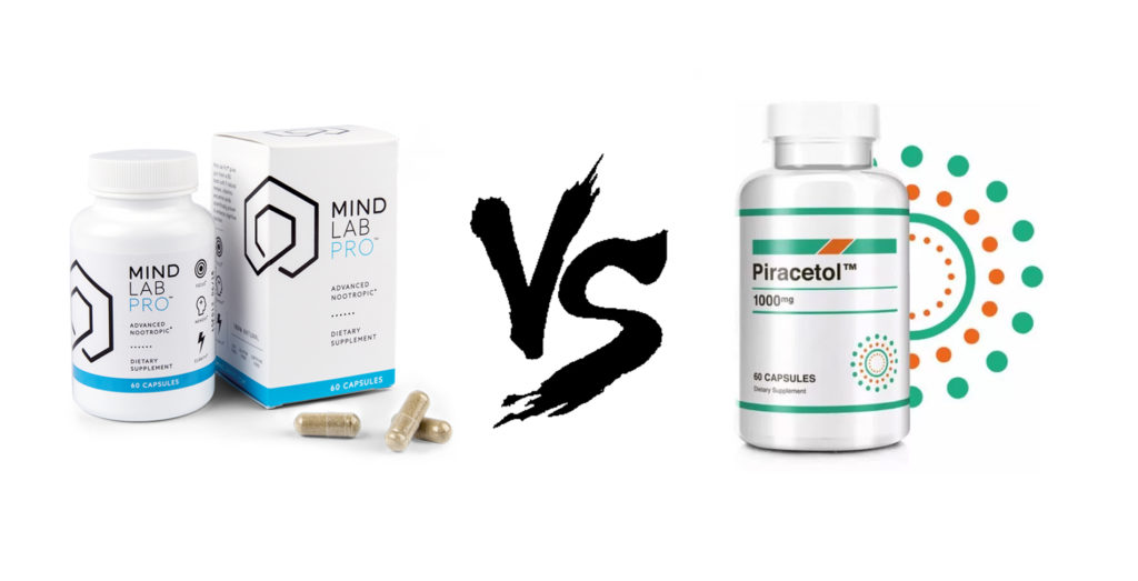 Mind Lab Pro vs. Piracetol