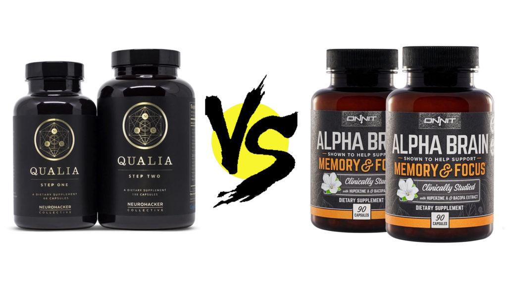 Qualia vs. Alpha BRAIN