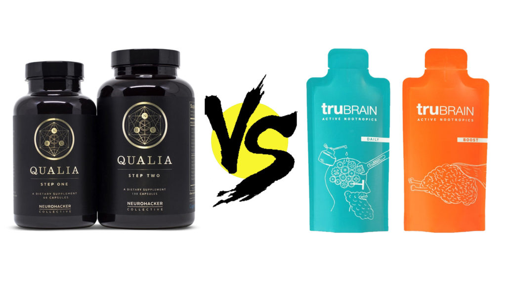 Qualia vs. truBrain