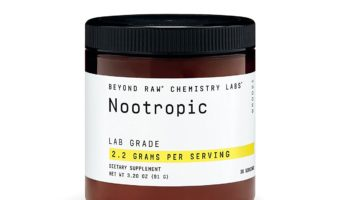 Beyond Raw Chemistry Labs Nootropic Review – Mental Performance Powder for Game Day Execution