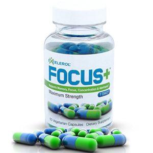 Excelerol Focus Plus Review