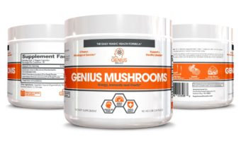 Genius Mushrooms Review – Brain Healthy Fungi for All You Fun Guys