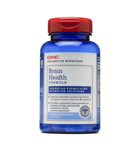 GNC Preventive Nutrition Brain Health Formula Review