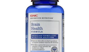 GNC Preventive Nutrition Brain Health Formula Review – It's Definitely a Brain Health Formula