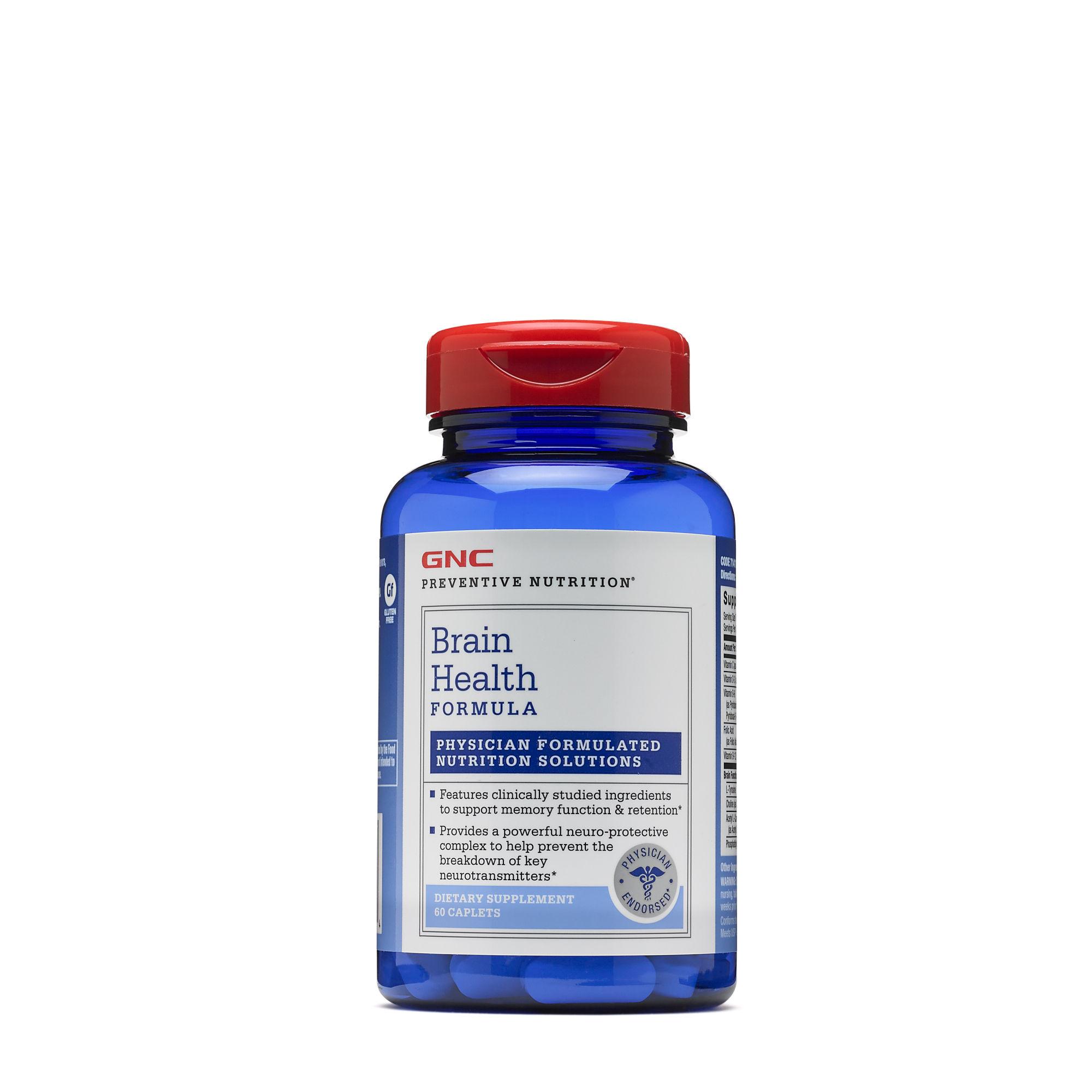 Gnc Preventive Nutrition Brain Health Formula Review It S