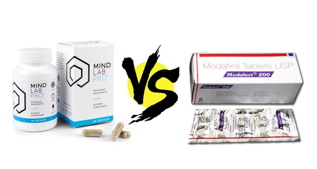 Mind Lab Pro vs. Modafinil