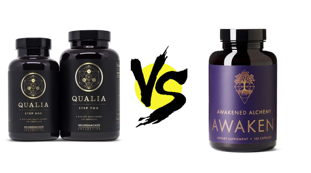 Qualia vs. Awakened Alchemy