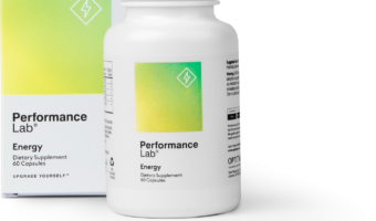 Performance Lab Energy Review – Non-Caffeinated, Mitochondrial Mind Power!