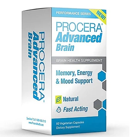 Procera Advanced Brain Review B S For Mood Herbs For