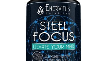 Enervitus Nutrition Steel Focus Review – This Formula Again?