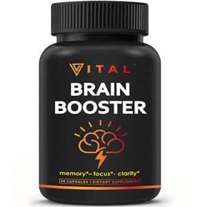 Vital Brain Booster Review
