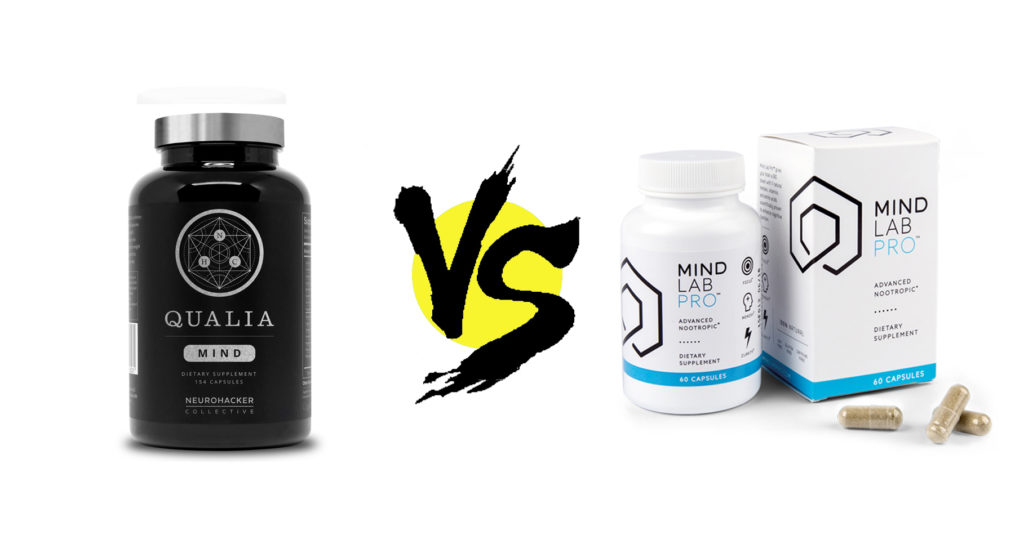 Qualia Mind vs. Mind Lab Pro