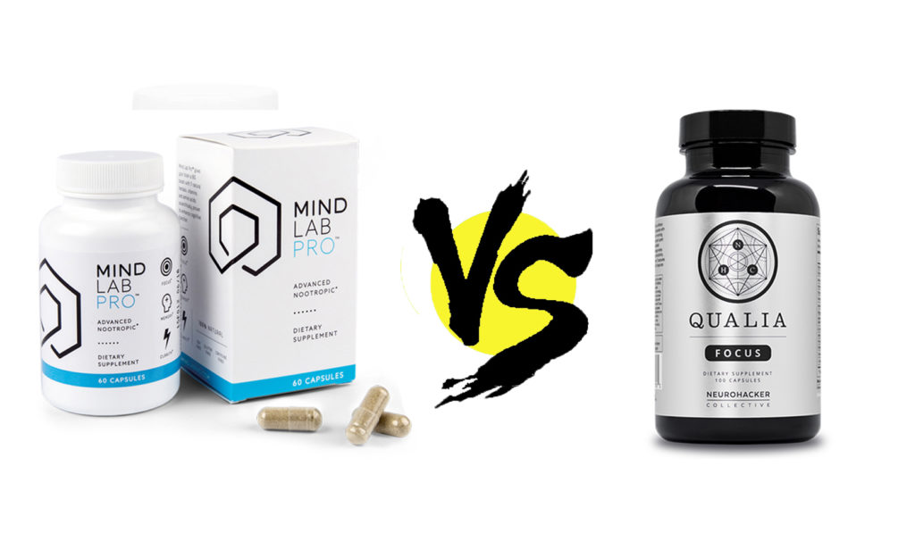 Mind Lab Pro vs. Qualia Focus