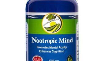 Nootropic Mind Review – Clean, Smooth Kick of Cognitive Energy