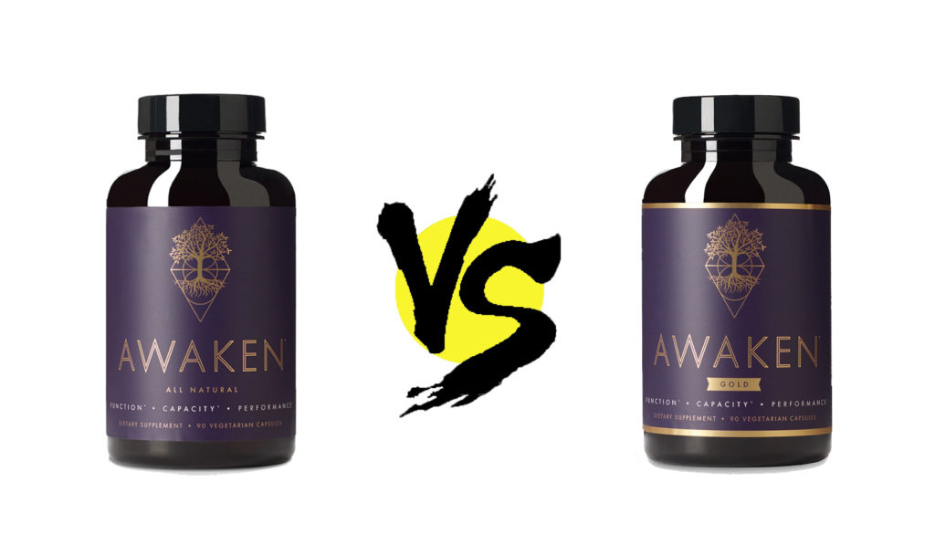 awaken vs. awaken gold