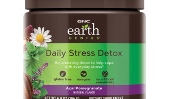 GNC Earth Genius Daily Stress Detox Review – Combats Cognitive and Oxidative Stress