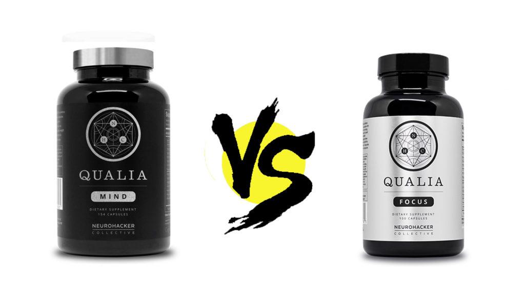 Qualia Mind vs. Qualia Focus