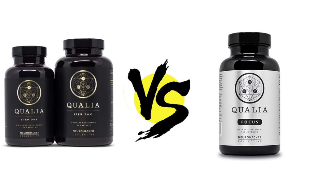 qualia original stack vs. qualia focus