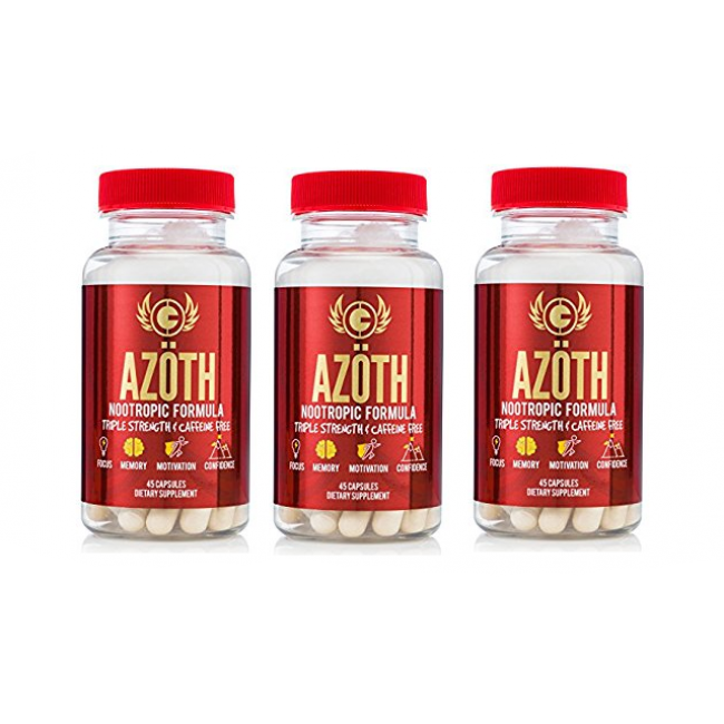 Azoth 2 0 Review Tosses Stimulation For Smart Calm Brain Boosts