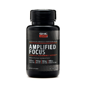 gnc amp amplified focus review