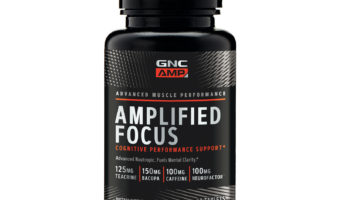 gnc amp amplified focus review