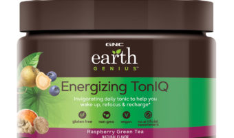 GNC Earth Genius Energizing TonIQ Review – Recharge and Replenish with Natural Mental Energy