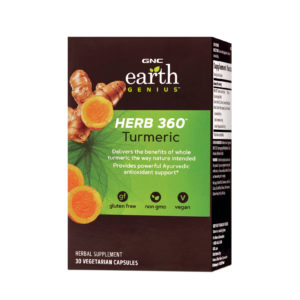 gnc earth genius herb 360 turmeric review